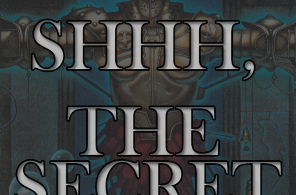 Shhh – The Secret Podcast episode 3