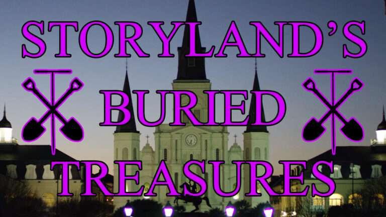 38. Storyland's Hidden Treasures